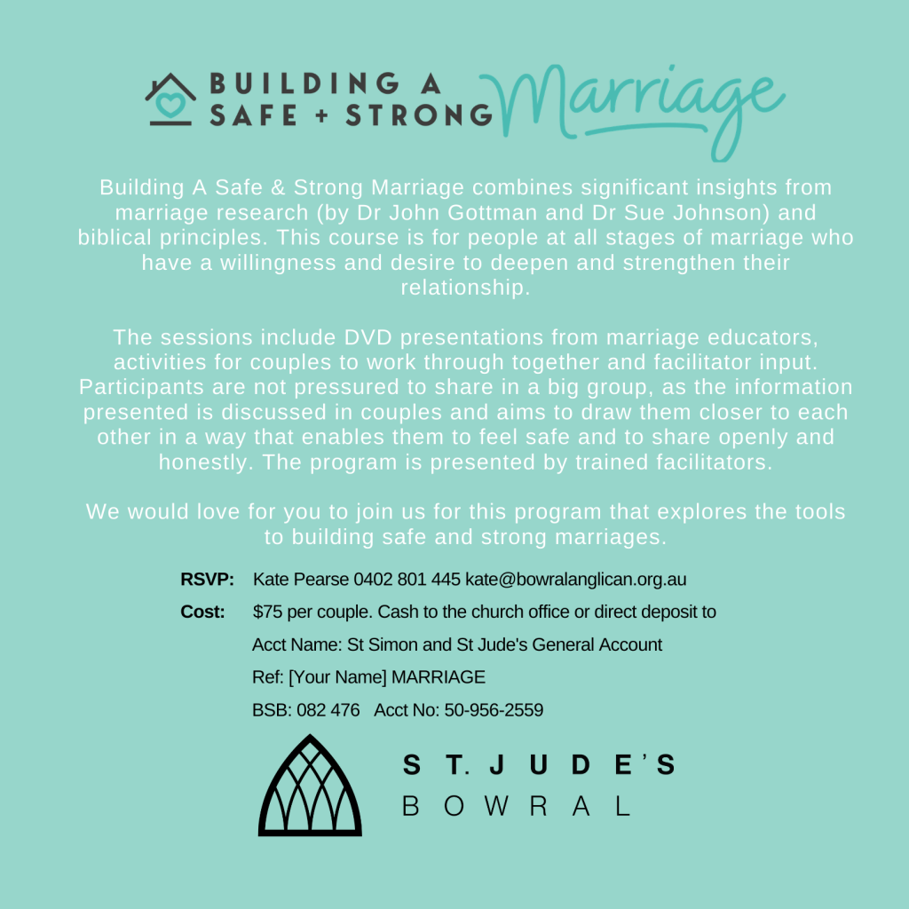 Building a safe and Strong Marriage postcard (3)